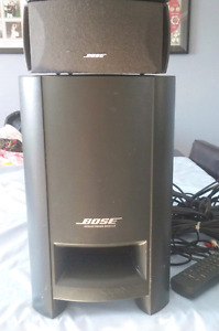 Bose CineMate Home Theatre Speaker System
