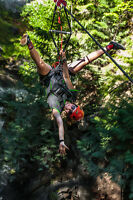 Summer Zipline Guide