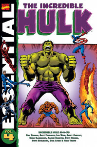 Essential Hulk Volume 4(Issues 148-170) Huge book!Excellent