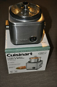 Cuisinart 7 cup rice cooker