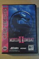 Mortal Kombat 2 - Sega Genesis