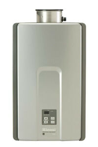 Rinnai RLX94iN Luxury Series Natural Gas Tankless Water Heater,