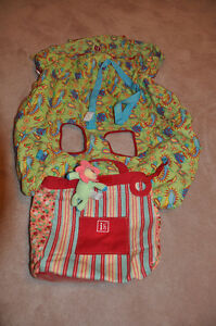I.Co Baby Shopping Cart and Highchair Cover