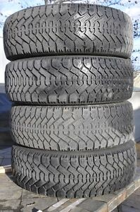 Winter Tires - Goodyear Nodic P205 60R