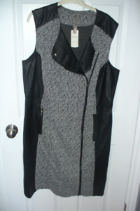 Ladies dress (size 1X) NEW
