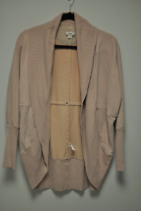 Aritzia Wilfred Diderot Sweater in Size S, Dusty Rose
