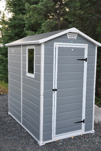 Manor 4 x 6 Storage Shed