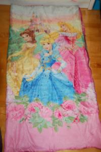 Sac de couchage Disney princesses