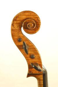 Violoncelle allemand fait par M. Blaurock