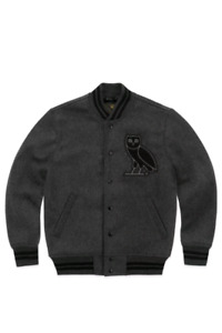 OVO Team Jacket Varsity Medium