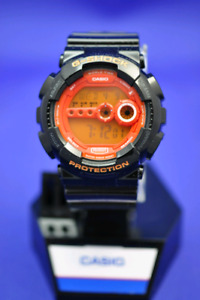 Brand New Casio G-Shock model GD-100HC-4CR