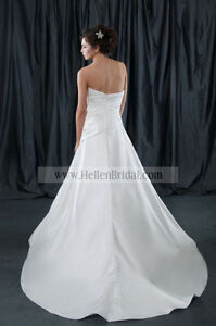 Alfred Sung wedding gown. Never worn.