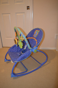 Fisher Price Link-a-doos Rocking Chair