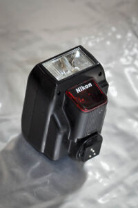 Nikon SB-23 Electronic Flash, and Sunpack 231 Auto-thyristor