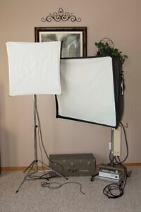 Photo Studio Equipment for sale