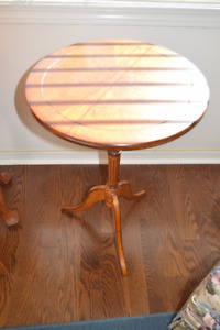 Bombay Company Side Table or Plant Stand