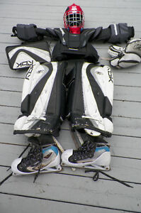 EQUIPEMENT GARDIEN DE BUT PEE-WEE