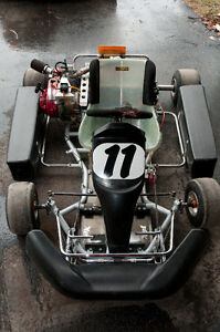 PTK Go Kart For Sale - It's got to go!