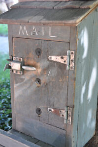 Rustic Rural Mailbox - Very Unique Cambridge Kitchener Area image 5