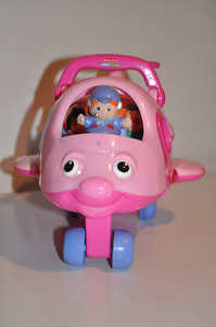 Fisher Price Little People Airplane $15