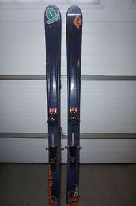 Black Diamond Verdict Skis 180cm with Fritschi Freeride  binding