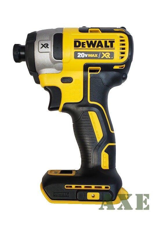 """DEWALT New DCF887b 20 Volt 1/4""""  Impact Driver Tool w/Clip"""