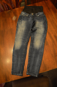 Jeans skinny maternité Grandeur small