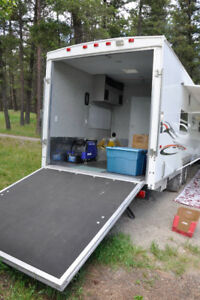 Toy hauler travel trailer RPM reduced !!