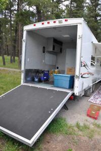 Toy hauler travel trailer RPM reduced again