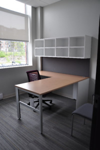 Furnished  Private office in Bedford - Move in now, pay in Sept!