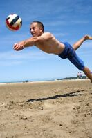 GUELPH ADULT CO-ED SPRING BEACH VOLLEYBALL LEAGUES