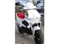 One of a kind gilera runner 210 malossi