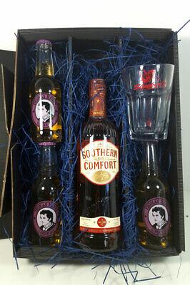 Southern Comfort Whiskey Set / Geschenkset ? Southern Comfort Whiskey 0,7l 700m