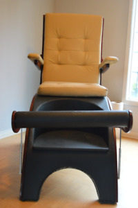 Menicure and Pedicure chair