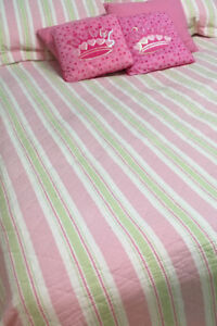 Girls quilt bedding set and more