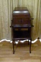 Antique Gramophone and Stand Castlereagh Penrith Area Preview