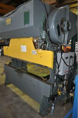 55 Ton X 8 Chicago Dreis And Krump Press Brake 3 Stroke 12 Shut Height 2.5 M