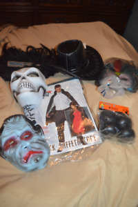 Halloween Masks and Costumes
