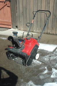 Toro Power clear snowthrower