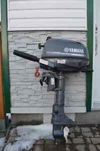 Yamaha 4HP Four Stroke 2014