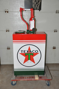 Texaco Lubster 1950