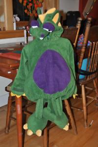 Fantastic kids' dragon costume, Old Navy, size 2T - 3T