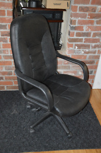 Leather Office Chairs Kitchener / Waterloo Kitchener Area image 2