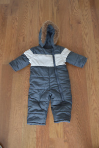 Joe Fresh Bunting Suit - 6-12 Months