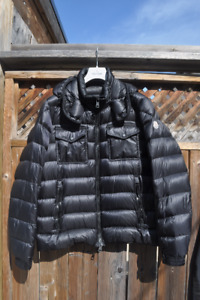 Moncler Edward Giubbotto Jacket Size XL