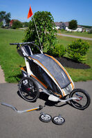 Chariot CX2 (Double Child Carrier)