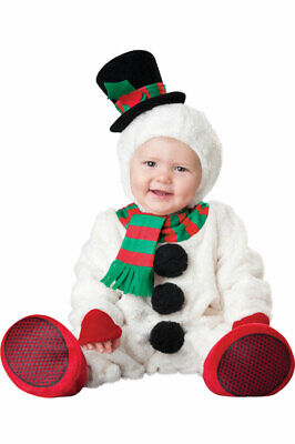 Silly Snowman Infant/Toddler Halloween - Goofy Toddler Costume