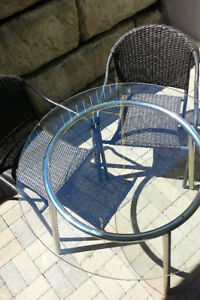 High End Patio Table