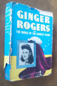 Ginger Rogers and The Riddle of the Scarlet Cloak, 1942 Kitchener / Waterloo Kitchener Area image 1
