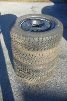 "15"" Winter Tires for Civic, Mazda3, Corolla, Matrix, Elantra,Etc"